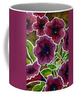 Petunia Coffee Mug