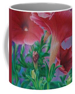 Petunia Skies Coffee Mug