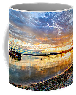 Pewaukee Vibrant Evening  Coffee Mug