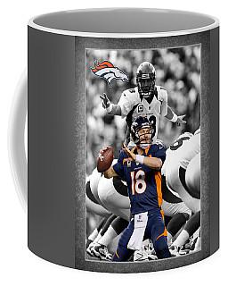 Peyton Manning Broncos Coffee Mug