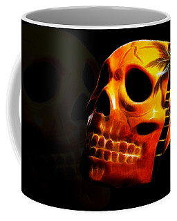 Phantom Skull Coffee Mug