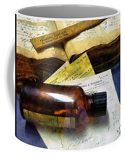 Pharmacist - Prescriptions And Medicine Bottles Coffee Mug
