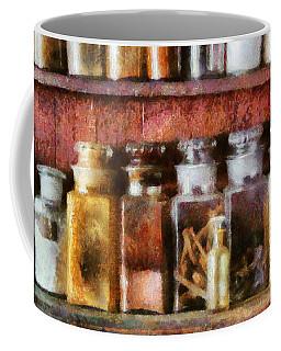 Pharmacy - The Curious Doctor Coffee Mug