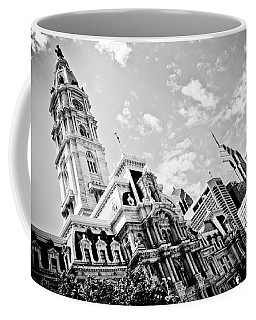 Philadelphia City Hall Coffee Mug