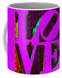 Philadelphia Love - Painterly V2 Coffee Mug