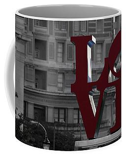Philadelphia Love Coffee Mug