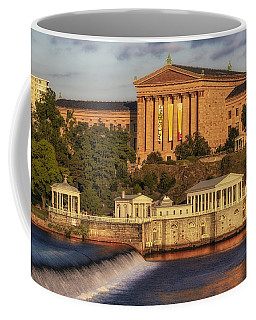 Philadelphia Museum Of Art Coffee Mug