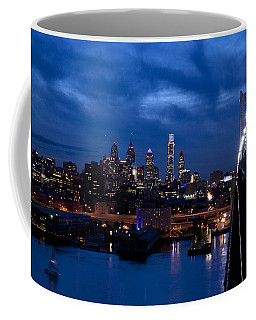 Philadelphia Twilight Coffee Mug