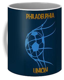 Philadelphia Union Goal Coffee Mug
