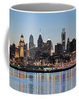 Philly Sunset Coffee Mug