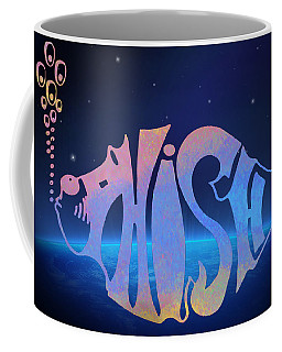 Phish Coffee Mug by Bill Cannon