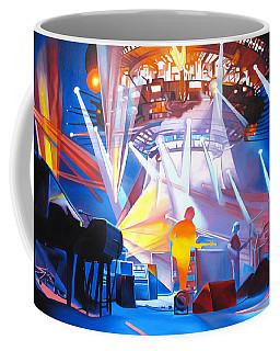 Phish-in Deep Space Coffee Mug by Joshua Morton