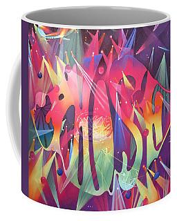 Phish The Mother Ship Coffee Mug