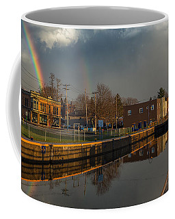 Phoenix Pot Of Gold Coffee Mug by Everet Regal