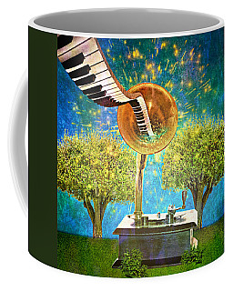 Phonograph Magic Coffee Mug