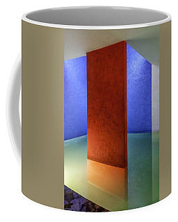 Physical Abstraction Coffee Mug