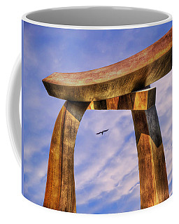 Pi In The Sky Coffee Mug by Paul Wear