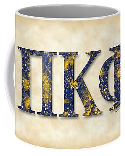 Pi Kappa Phi - Parchment Coffee Mug