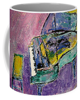 Piano Green Coffee Mug