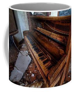 Piano Lessons Coffee Mug