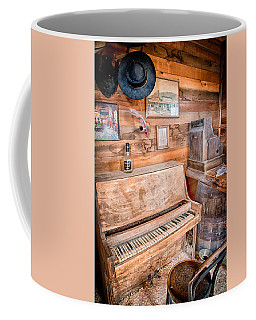 Piano Man Coffee Mug