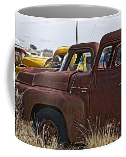Pickup Cabs 2 Coffee Mug