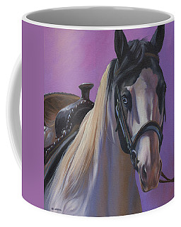 Piebald Coffee Mug