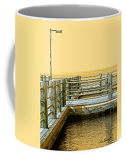 Pier 2  Image A Coffee Mug