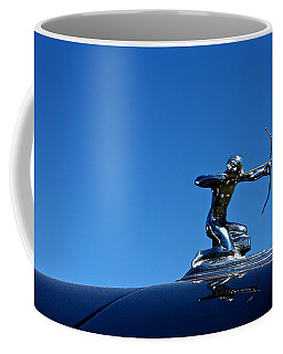 1938 Pierce Arrow Coffee Mug by Linda Bianic