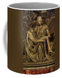 Pieta Coffee Mug