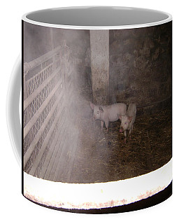 Piggies Coffee Mug