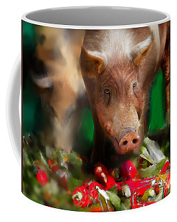 Pigs Coffee Mug