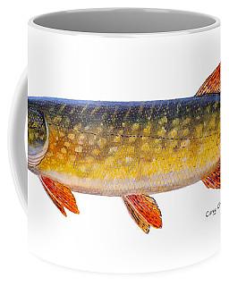 Pike Coffee Mug