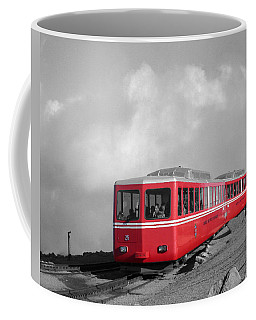 Pikes Peak Train Coffee Mug