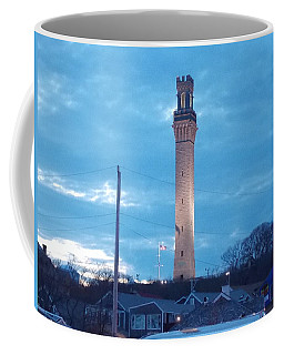 Pilgrim Tower Coffee Mug
