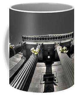 Coffee Mug featuring the photograph Pillard by David Andersen