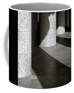 Pillars And Shadow Coffee Mug