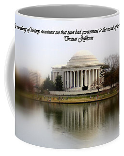 Pillars Of Strength Coffee Mug