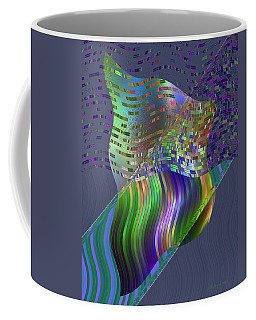 Pillowing Coffee Mug