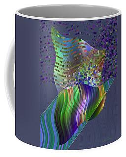Pillowing Coffee Mug by Judi Suni Hall
