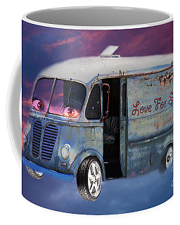 Pin Up Cars - #2 Coffee Mug