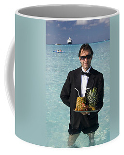 Pina Colada Anyone Coffee Mug by David Smith