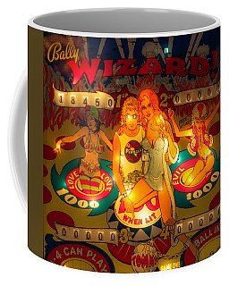 Pinball Wizard Tommy Vintage Coffee Mug