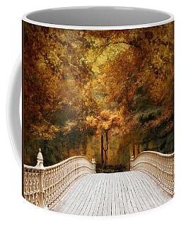 Pine Bank Autumn Coffee Mug