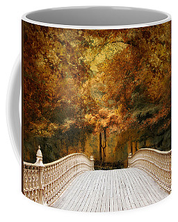 Pine Bank Autumn Coffee Mug