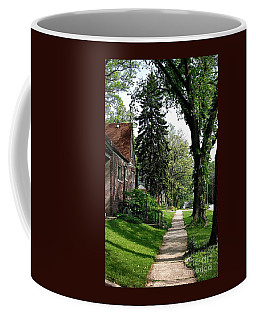 Pine Road Coffee Mug