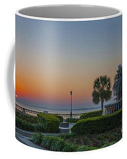Coffee Mug featuring the photograph Dawns Light by Dale Powell