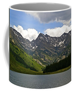 Piney Lake Vail Colorado Coffee Mug