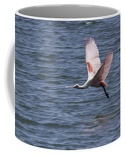 Pink And Blue IIi Coffee Mug