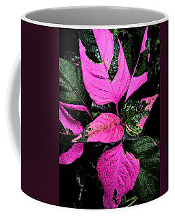 Pink And Green Coffee Mug by Aimee L Maher Photography and Art Visit ALMGallerydotcom